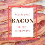 How to Cook Crispy Bacon in the Microwave | Just Microwave It