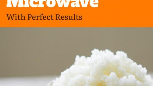 How to Cook Rice in a Microwave w/ Perfect Results - Hungry Huy