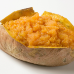 How to Microwave Sweet Potatoes