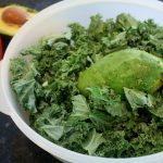 How To Massage Kale | The Wannabe Chef