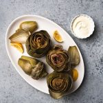 How to Microwave Whole Artichokes
