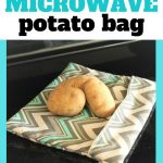 How to Make a Microwave Potato Bag + Free Sewing Pattern | Sew Simple Home