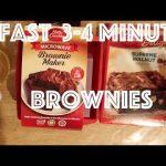 QUICK REVIEW: Ghirardelli Dark Chocolate Premium Mug Brownie Mix - The  Impulsive Buy