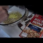 How to Cook Rice A Roni in the Microwave, The San Francisco Treat! - YouTube