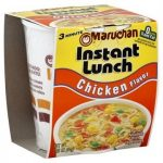 Why can't you microwave maruchan instant lunch