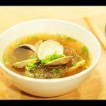 Healthy Mug Soup - Mirlandra's Kitchen