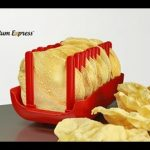 Tips- How to roast a papadum in microwave