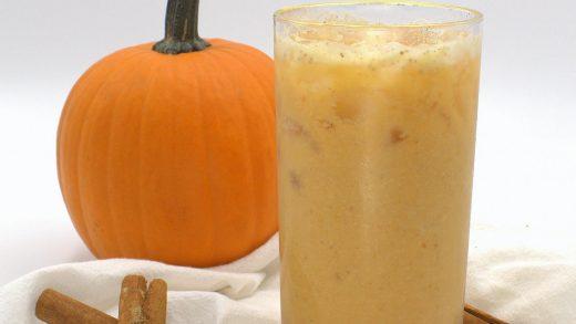 1 Minute Single Serving Pumpkin Pie   lifeoverlunch