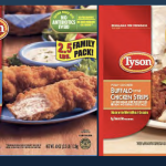 HUGE recall on Millions of Tyson Chicken Strips because they might have  metal - VVNG.com - Victor Valley News Group