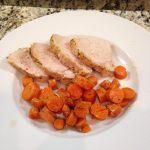 Easy Pork Tenderloin in Deep Covered Baker - Whole30   Paleo