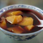 Sweet Potato Sweet Soup Recipe