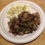 Microwave Sautéed Mushrooms   Off the Box Cooking