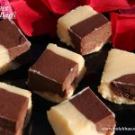 Easy Microwave Chocolate Barfi | holykhao