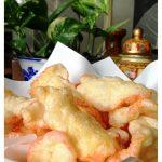 Simple Prawn or Fish Crackers (Keropok, 炸鱼饼,炸虾饼) - Guai Shu Shu