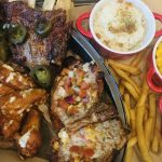 Birthday lunch treat at TGI Fridays, South Triangle – Jellybeans in the City