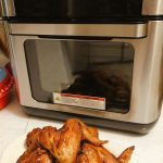 Instant Vortex Plus Asian Chicken Wings | LAZY MOMMY GUIDE