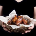 Sticky Fish Sauce Wings in Air Fryer - Scruff & Steph