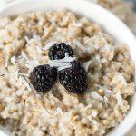 Instant Pot Steel Cut Oats • Easy Breakfast Recipe