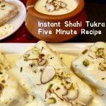 Shahi Tukda/ Double ka Meetha – Cook with Rekha