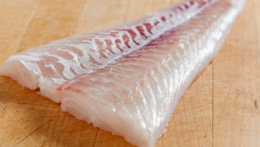 Baked Cod with Fennel and Shallots | The Butcher's Blog
