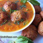 Lauki Kofta Curry | Dudhi na Kofta - The Whisk Addict