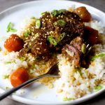 30 Minute Kimchi Fried Rice: Cancer Fighting! - imheatherr!