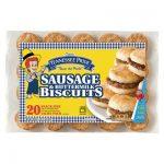 Odom's Tennessee Pride Sausage Buttermilk Biscuit (20 ct) - Instacart