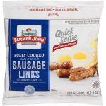 Farmer John Quick Serve Sausage Links (20 oz) - Instacart