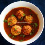 Lauki Kofta Curry/ Bottle gourd Dumplings Curry - Living Smart And Healthy