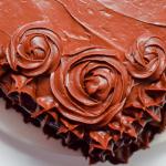 Flourless Chocolate Cake 無麵粉朱古力蛋糕– EC Bakes 小意思
