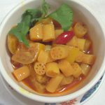 A taste of memories -- Echo's Kitchen: Fried lotus roots box 【炸藕盒】