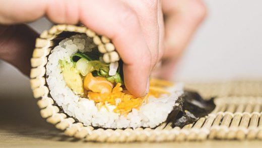 Make This Easy Sushi Recipe With Just a Microwave - Slight North