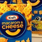 The war begins: Shaped Kraft mac and cheese vs. traditional Kraft mac and  cheese · The Badger Herald