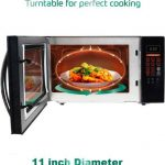 Whirlpool 25 L Convection Microwave Oven (MAGICOOK 25L ELITE-BLACK, Black)  – Khosla Electronics