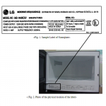 How many amps does my microwave oven draw? - Quora