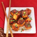 Mala Baked Tofu Bites – Palatable Pastime Palatable Pastime