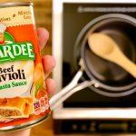 How to cook Chef Boyardee ravioli on the stove - Quora
