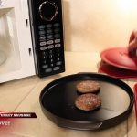 How do you cook ground sausage in the microwave?