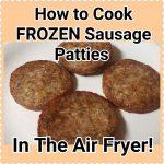 How to cook frozen sausage patties? – Kitchen