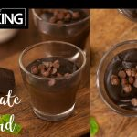 Microwave Chocolate Custard Pudding Recipe - Chocolate Custard Recipe -  Yummy Tummy