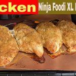 Grilled Chicken Breast (Ninja Foodi XL Pro Air Fry Oven Recipe) - Air Fryer  Recipes, Air Fryer Reviews, Air Fryer Oven Recipes and Reviews