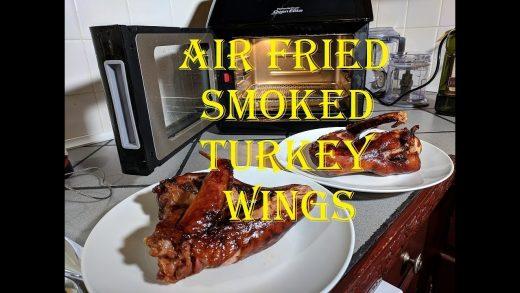 Air Fried Smoked Turkey Wings (Power Air Fryer Oven Elite Recipe) - Air  Fryer Recipes, Air Fryer Reviews, Air Fryer Oven Recipes and Reviews
