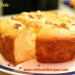 eggless curd cake easy recipe without condense milk