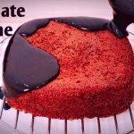Microwave Chocolate Ganache - Melanie Makes