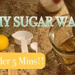 How to warm up the sugaring paste ?