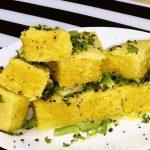 बाजार जैसा बिल्कुल परफेक्ट गुजराती ढोकला बनाएं घर पर – Kumkum Kitchens –  Cooking With Love