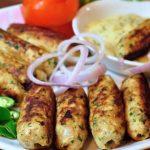 Chicken kebab recipe | Chicken kabab recipe - Swasthi's Recipes