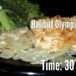 Simple Halibut Olympia Recipe