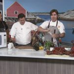 How do you cook lobster tails in the microwave?