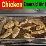 Frozen Chicken Tenderloins (Emerald Digital Air Fryer Oven Recipe) - Air  Fryer Recipes, Air Fryer Reviews, Air Fryer Oven Recipes and Reviews